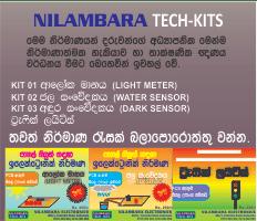 Water Sensor (Nilambara TECHKIT-02)