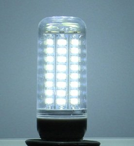 SMD LED 36 Corn type LED Bulb (3W) - Cool White