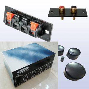20W Stereo Amplifier LA4440 (10W+10W) Kit DIY Complete Set