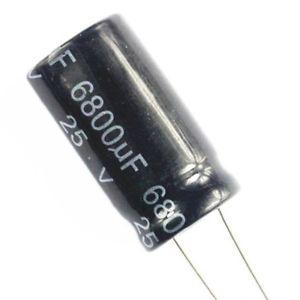 6800uF 25V