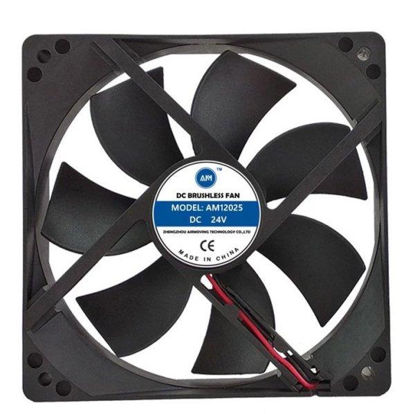 24V DC Cooling Fan 12025 (120x120x25)