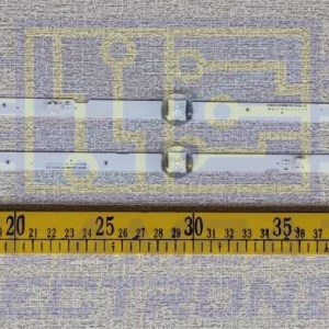 SAMSUNG 5LED BEND Back Light Strips 2Pcs Set