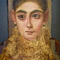 Dünyanın ilk portre resimleri Fayyum portreleri ile tanışın