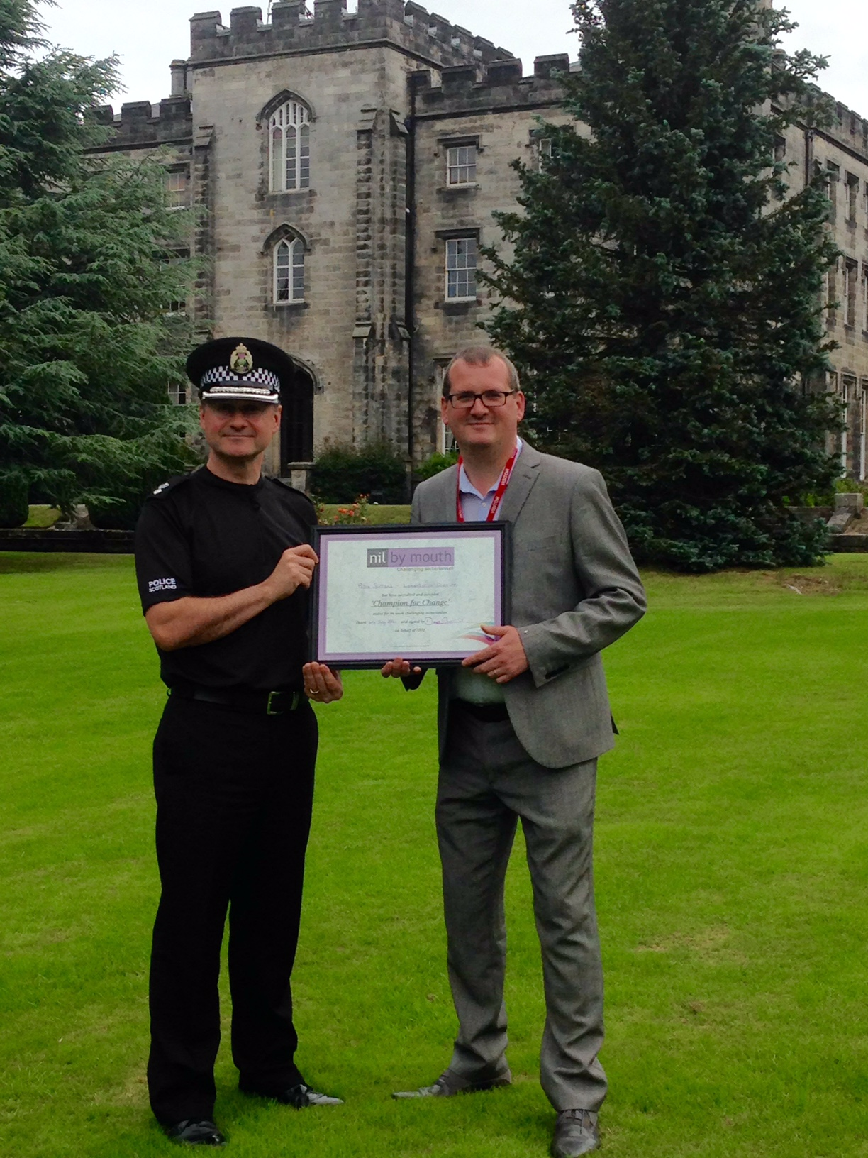 Police Education Programme Honoured
