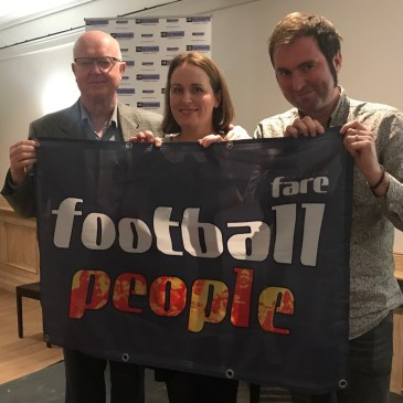 'Football People' Tour Concludes in Style