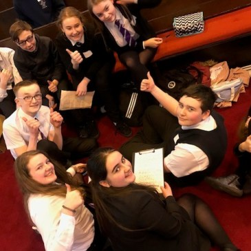 Gourock Schools Sing Something New