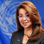 غادة والي: 70% من ضحايا الاتجار فى البشر من النساء
