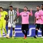 «أبطال أوروبا» |  «برشلونة» ينتزع الفوز من «يوفنتوس»