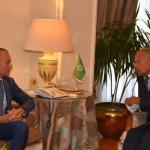 «أبوالغيط»: السلام الحقيقي بالشرق الأوسط حلم بعيد المنال دون إقامة الدولة الفلسطينية