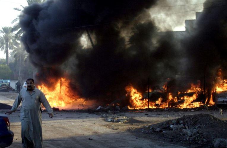 العراق | انفجار 5 عبوات ناسفة في بغداد