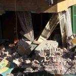 مصرع شخصين وإصابة 4 في انهيار عقار قديم بحي الجمرك في الإسكندرية