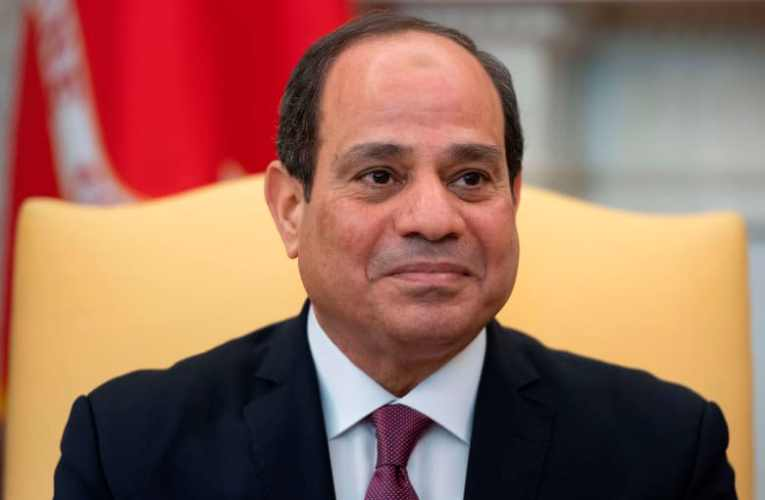 «السيسي» يهنيء «المنفي» برئاسة المجلس الرئاسي الليبي