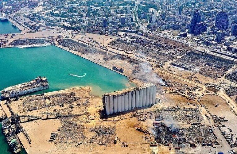 لبنان    استمرار تقديم المساعدات على المتضررين من انفجار ميناء بيروت
