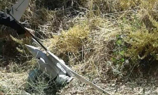 سقوط طائرة إسرائيلية داخل الأراضي اللبنانية