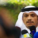 «سعيد بوجودي في القاهرة».. وزير الخارجية القطري: نسعى لعودة العلاقات الدافئة مع مصر