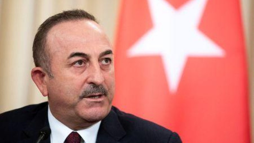 «أوغلو»: تركيا ومصر قد تتفاوضان على ترسيم الحدود البحرية إذا سمحت العلاقات بهذه الخطوة
