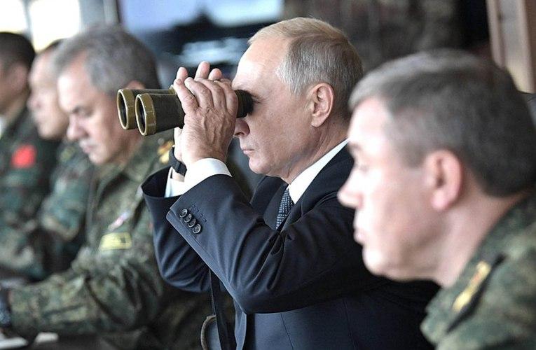«روسيا»: أي تصعيد في منطقة دونباس قد «يدمر»  أوكرانيا