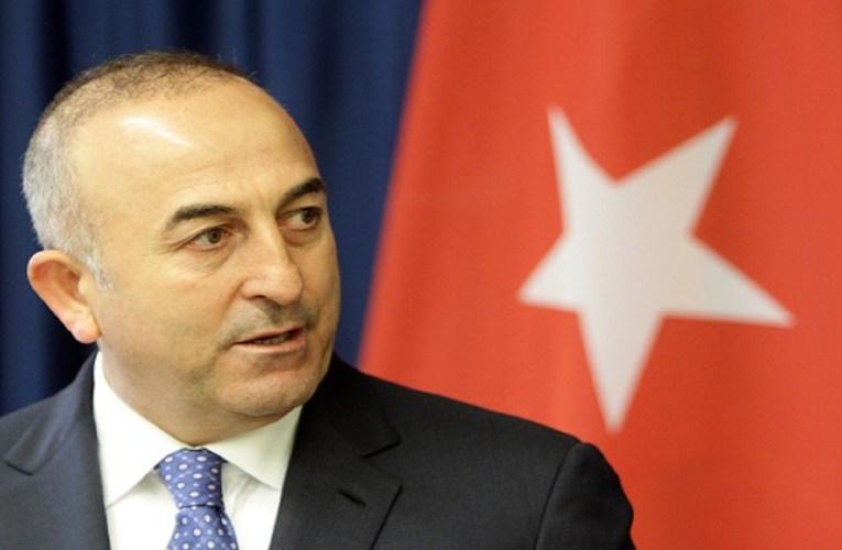 وزير الخارجية التركي يبحث تطورات القدس مع نظيريه الأردني والمصري