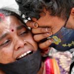 «كورونا» في الهند.. 343 ألف إصابة و4 آلاف وفاة في 24 ساعة