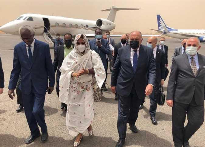 مصر والسودان: تعثر المفاوضات بشأن سد النهضة   بسبب التعنت الإثيوبي