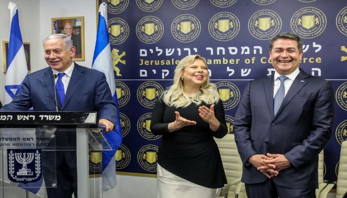 عملت لعقود في تل أبيب.. هندوراس تفتتح سفارتها في القدس نهاية يونيو