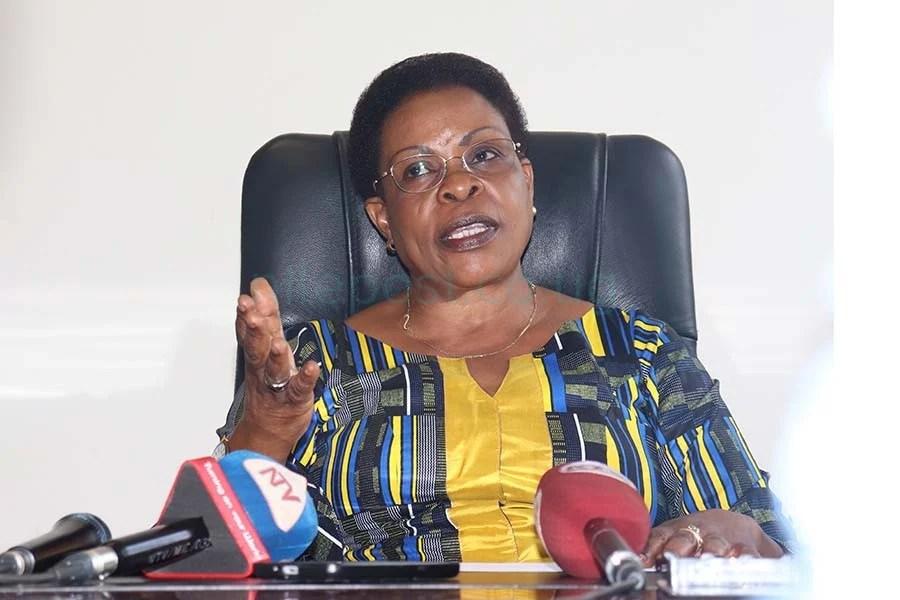 Beti Kamya appointed IGG - Nile Post