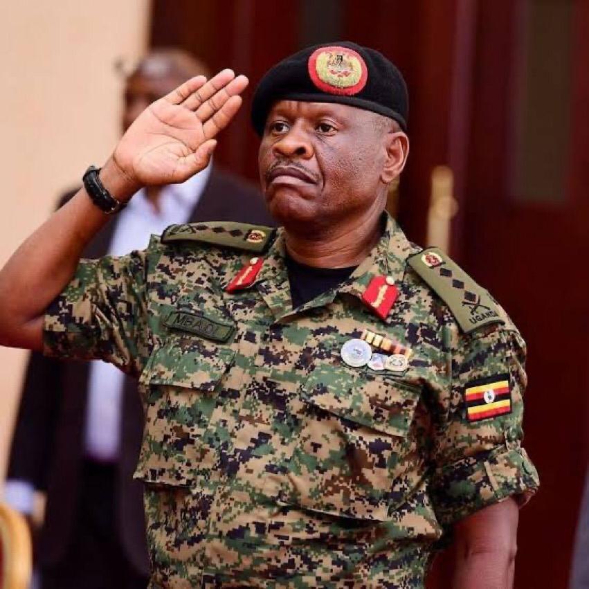 Lt Gen Mbadi appointed new CDF, Elwelu deputy - Nile Post