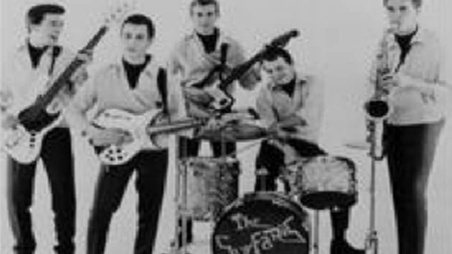 The Surfari's - with Ron Wilson (Drummer)