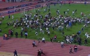 Zamalek Fans - Club African Cairo Stadium