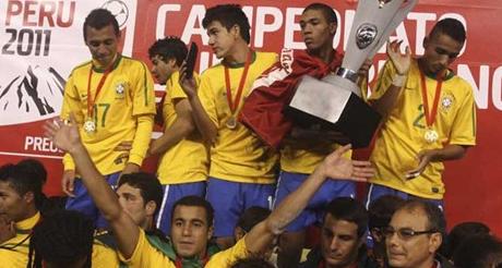 Brazil's U-20 team
