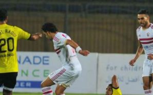 Zamalek Wadi Degla match