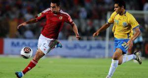 Ismaily v Al Ahly 2016