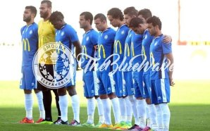 "SMOUHA ""The Blues"" ready for Group C 