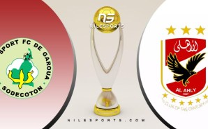 LIVE: Coton Sport v Al Ahly | CAF Champions League…