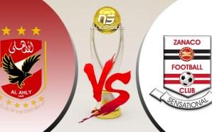 LIVE: Al Ahly v Zanaco | CAF Champions League |…