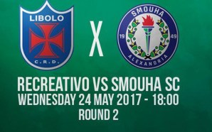 LIVE: Smouha FC v Recreativo do Libolo | CAF Confederation…