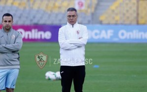 Zamalek v CAPS United | CAF Champions League | Match…