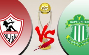 LIVE: Zamalek v CAPS United | CAF Champions League May…