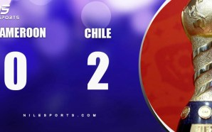Chile hits Cameroon with 2 late goals in the Confederations…