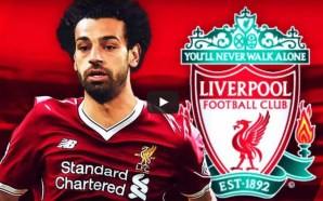 OFFICIAL: Mohamed Salah signs to Liverpool for £35million