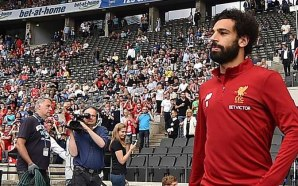Watch SALAH goal against Manchester City in the International Champions…