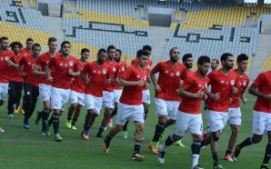 Egypt getting ready for Kuwait Friendly