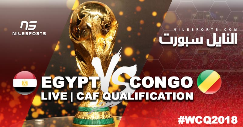 Egypt v Congo
