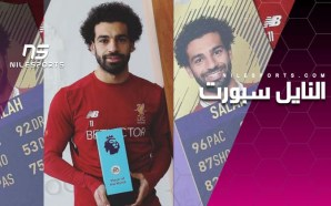 Mohamed Salah Premier League Player of the Month for November
