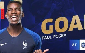 Pogba scores a late winner against Australia and saves the…