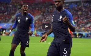 France march to World Cup final after beating Belgium 1-0