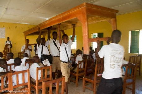 YMCA Peace Club, Makeni, Sierra Leone. Photo © Nile Sprague