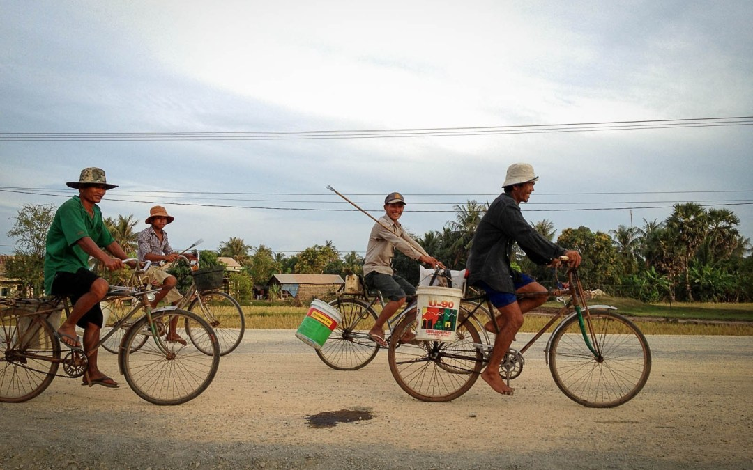 Photos: Cambodia Motorbike Gang