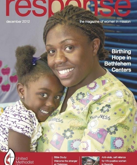 Magazine Article: Bethlehem Centers and Rwanda Gift for Life