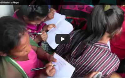 Video: UMW – United Mission to Nepal